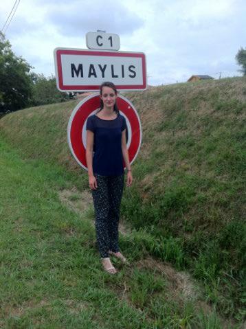 Maïlys de M.