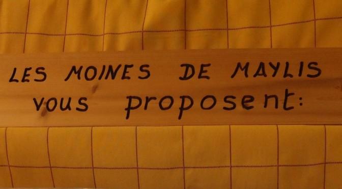Produits monastiques de l'Abbaye de Maylis