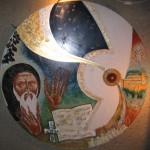 Vision mystique de Saint Benoît