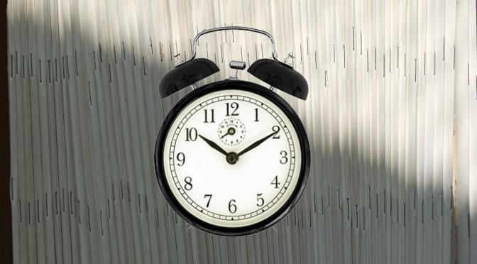 Prière: le défi du temps