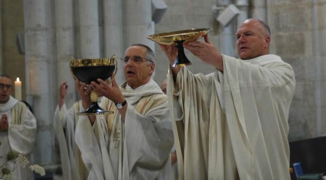 Doxologie de la Prière eucharistique