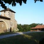 Vieille église et Bénédit
