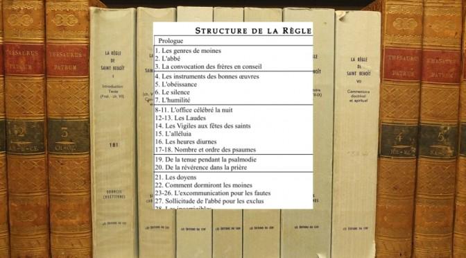 Aperçu de document présentant la structure
