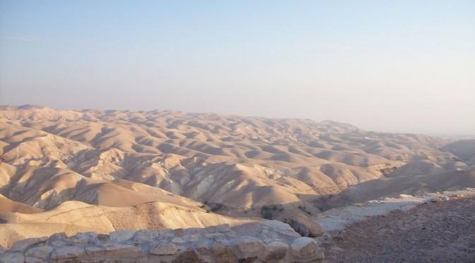 2<sup>ème</sup> dimanche de l'Avent : Dans le désert
