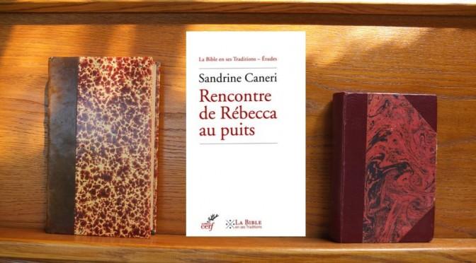 Rencontre de Rébecca au puits, Sandrine Caneri