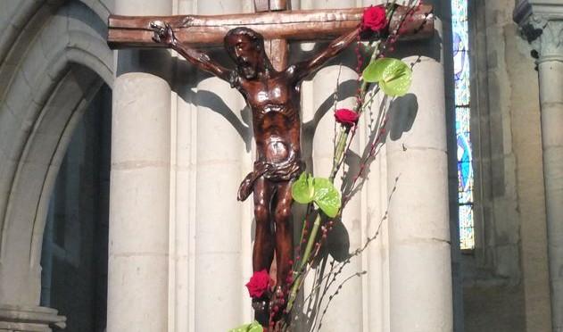 2<sup>e</sup> dimanche de Pâques : Les plaies du Ressuscité