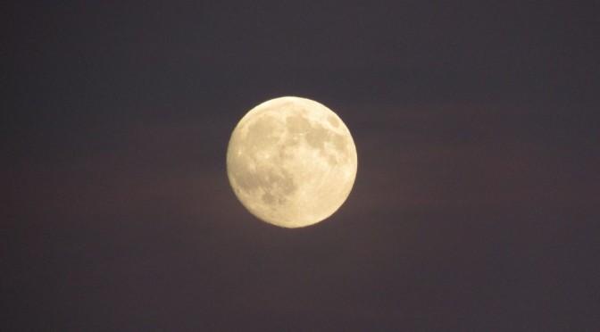 33<sup>e</sup> semaine : Quand la lune perdra sa clarté