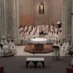 célébration de la messe chrismale