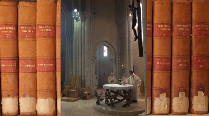 Le Christ est l'autel, l'offrande et le prêtre