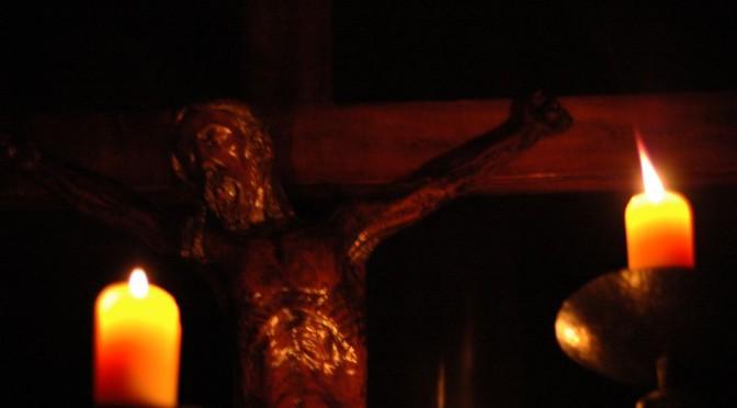 Semaine Sainte : Face au Miséricordieux