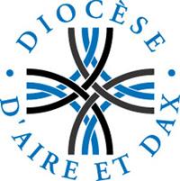 logo du diocèse d'Aire et Dax