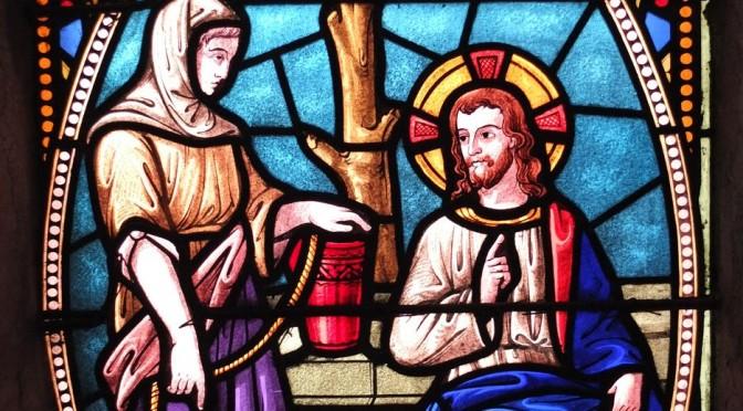 16<sup>e</sup> dimanche : Quand Marthe reçoit le Christ