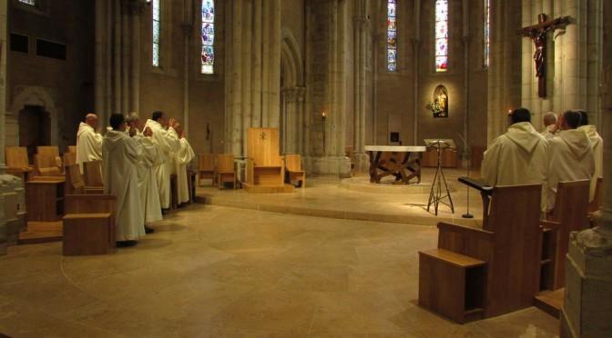 Choeur de Maylis pour le 19e dimanche oridinaire C