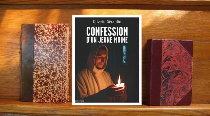 couverture de Confession d'un jeune moine