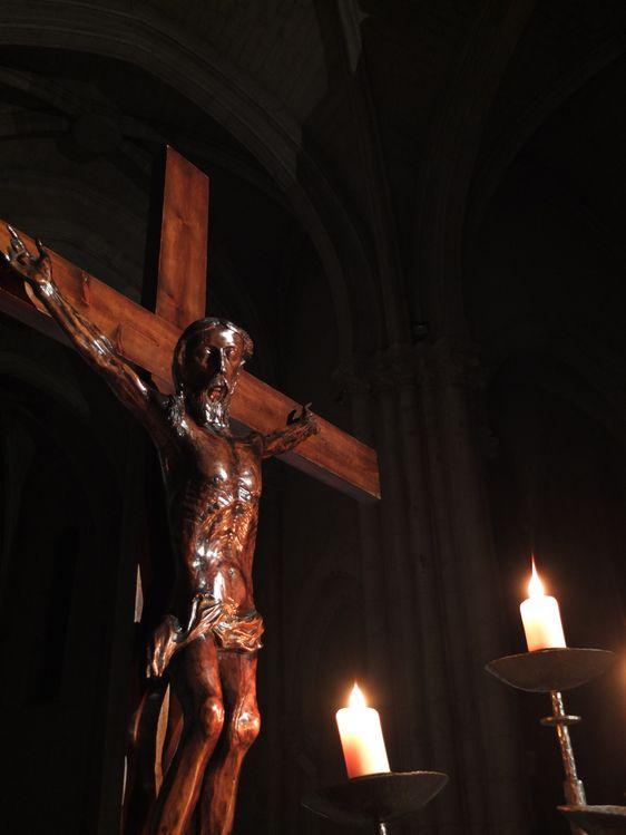 Croix du Vendredi Saint