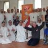 RCF à Maylis, les moines à la radio