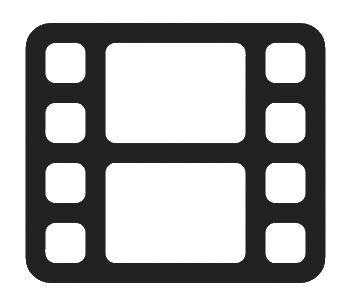 pictogramme vidéos