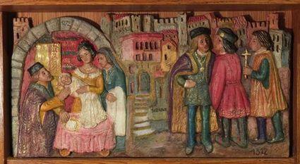 naissance et jeunesse de Bernard Tolomei à Sienne