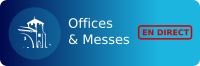 offices et messe en direct