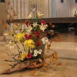 Bouquet aux couleurs d'automne