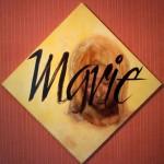 Marie calligraphié