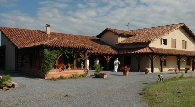 bâtiment de l'hôtellerie principale