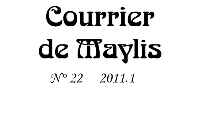 Courrier 22, 2011