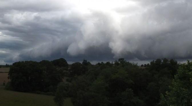 12<sup>e</sup> semaine : Dans la tempête