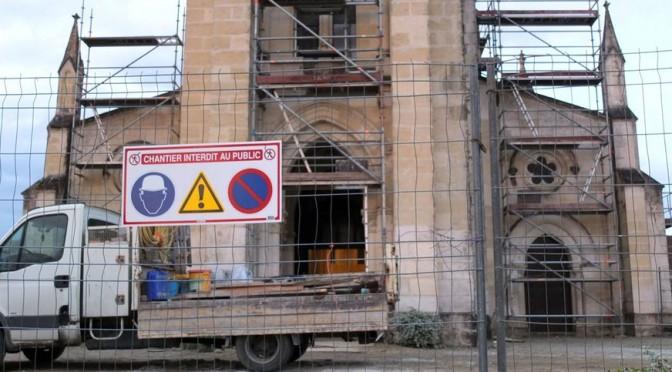 Bâtir l'Église en rénovant notre église