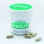boite de gélules de la plante de Maylis