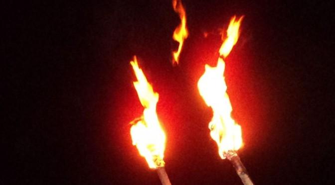 20<sup>e</sup> dimanche : Apporter le feu