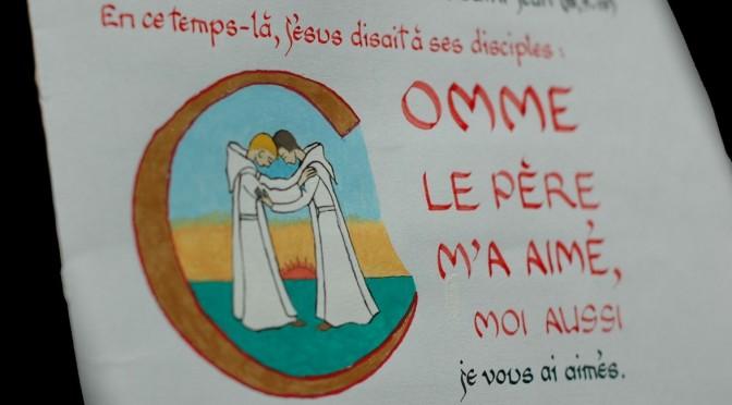 30<sup>e</sup> dimanche : L'amour comme loi
