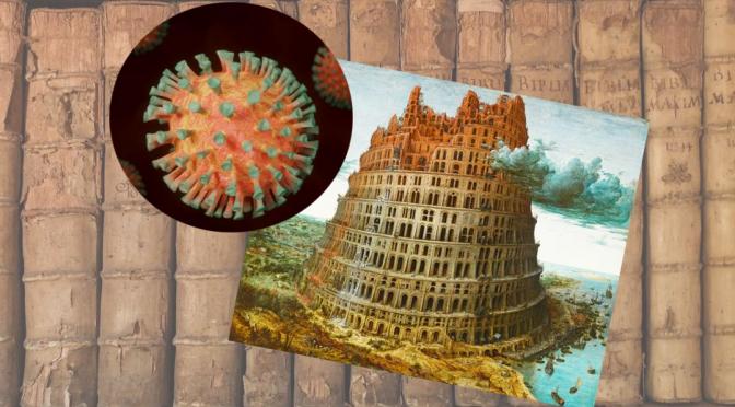 Coronavirus et tour de Babel