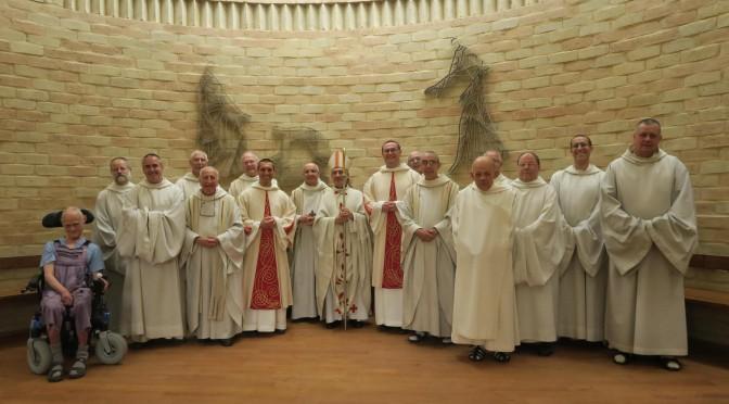 6 juin : Deux nouveaux diacres à Maylis