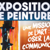Été 2021: fr Vincent expose à Lourdes