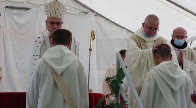 Ordinations : un grand moment d'Église